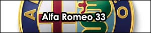 Alfa Romeo 33 (1983-1994)