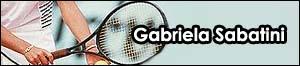 Gabriela Sabatini (I)
