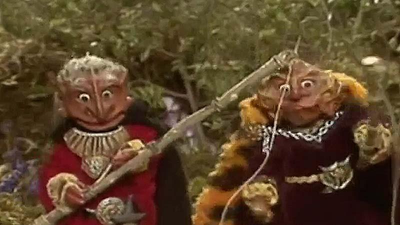Los Aurones (1987-1988)