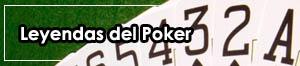 Leyendas del Poker: Stu Ungar