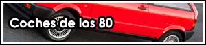 Miniaturas de coches de los ochenta