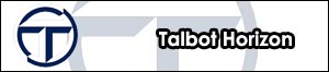 Anuncio del Talbot Horizon de 1983