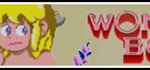 Wonder Boy 1986
