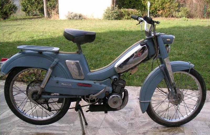 moto-mobylette