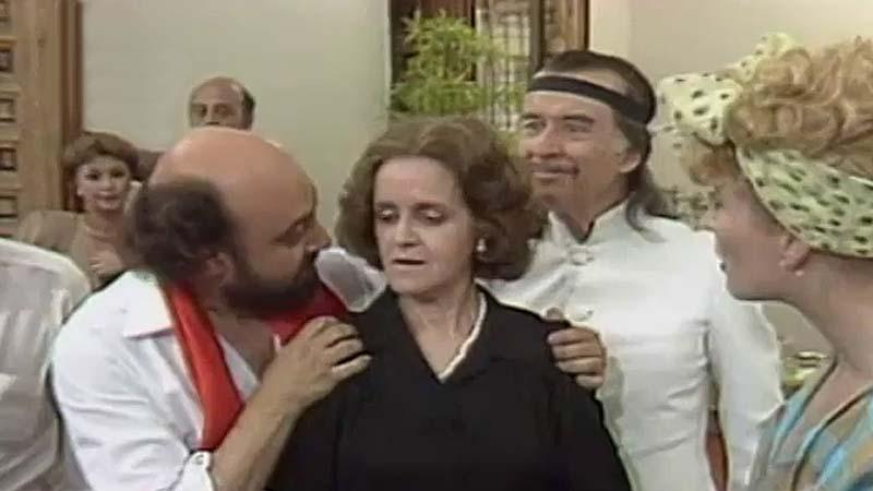Platos rotos (1985)