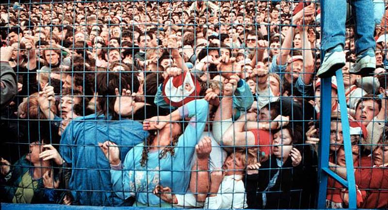 La tragedia de Hillsborough (1989)