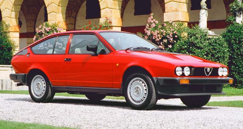 Alfa Romeo Alfetta (1972-1987)