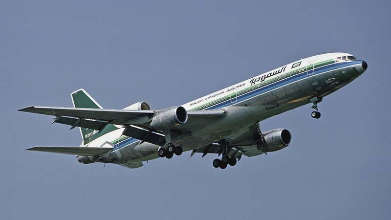La tragedia del vuelo 165 de Saudia (1980)