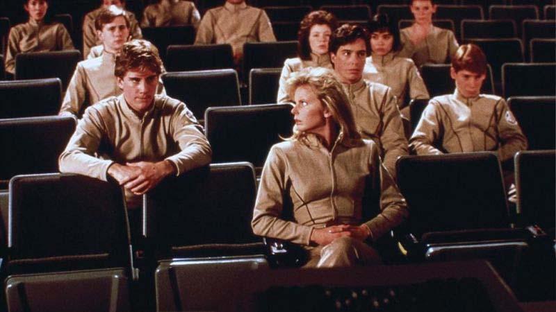 El viajero de las estrellas (1988)