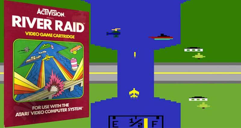 River Raid (1982)