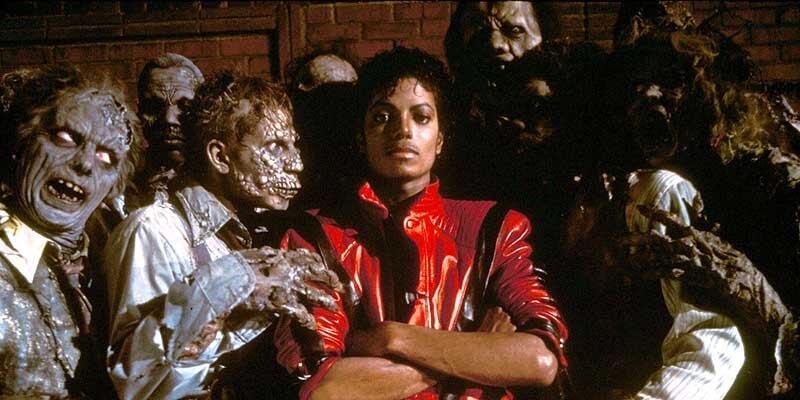 Historia de Thriller, de Michael Jackson