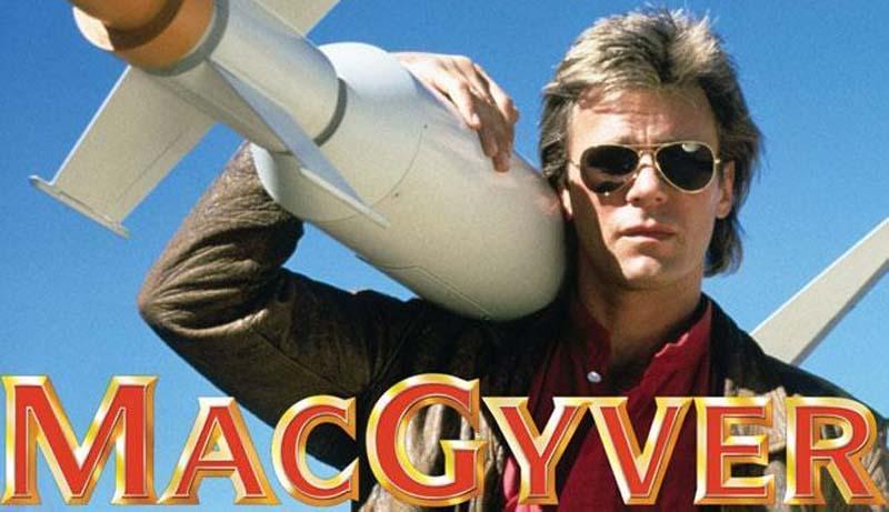 MacGyver tendrá su propio remake