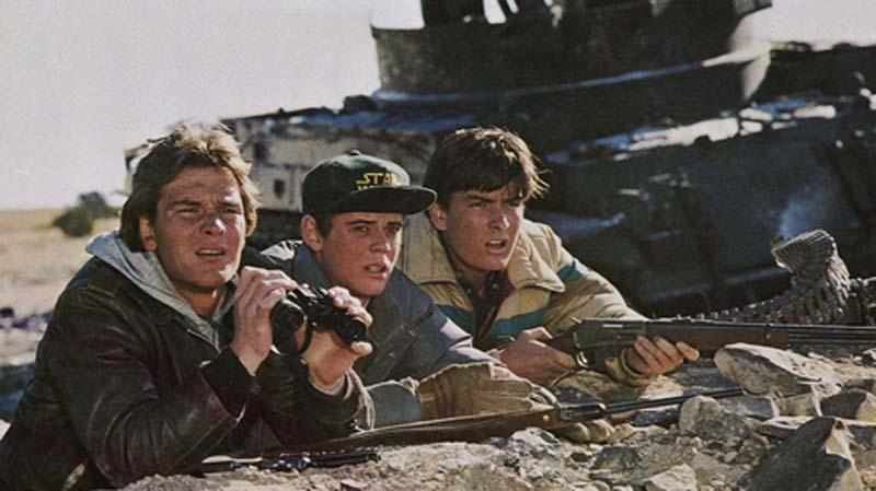 Amanecer rojo (1984)