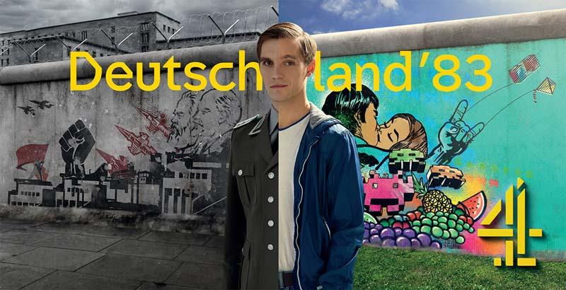 Deutschland 83, serie ambientada en los ochenta