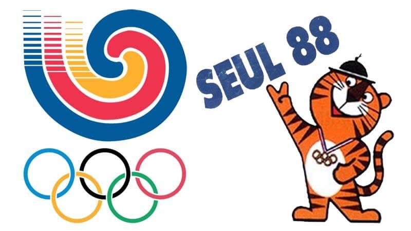 Curiosidades de las olimpiadas de Seúl 88