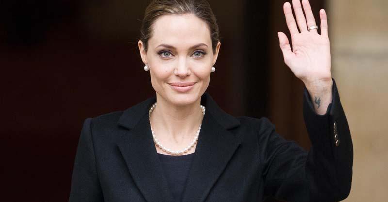 Angelina Jolie, sus inicios en los ochenta