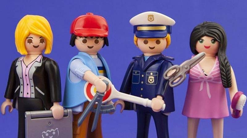 La nueva colección de clicks de Playmobil