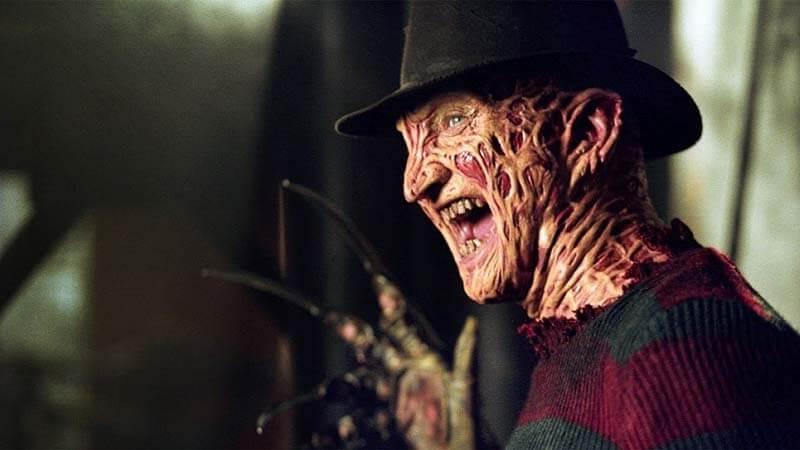 Freddy Krueger, el terror de los ochenta