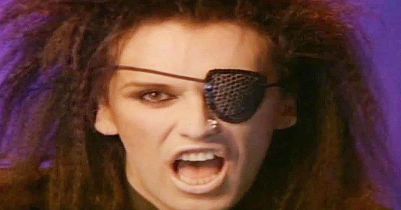 Adios a Pete Burns de Dead or Alive