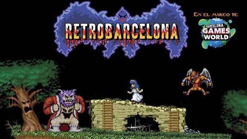 Retrobarcelona, feria del videojuego vintage