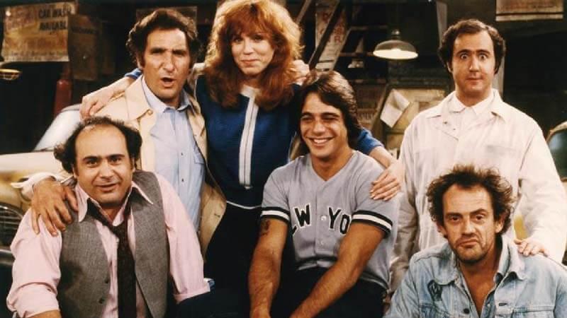 Taxi (1978-1983)