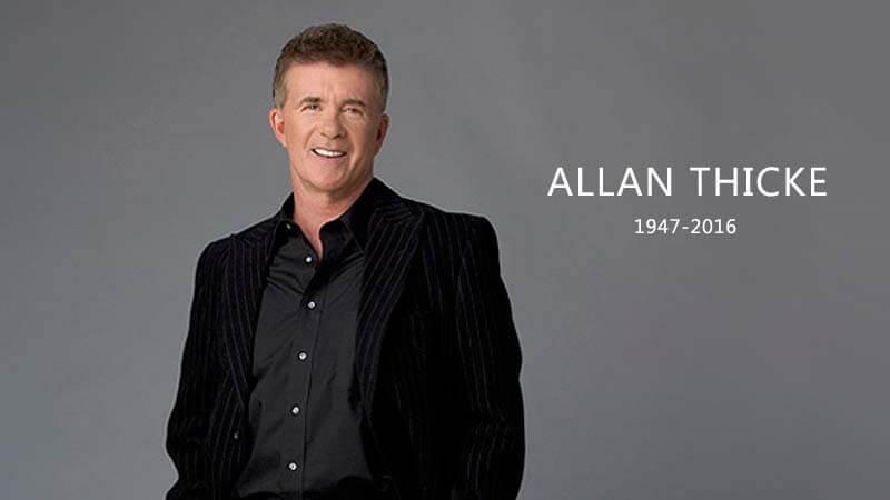 Fallece Alan Thicke, de Los problemas crecen