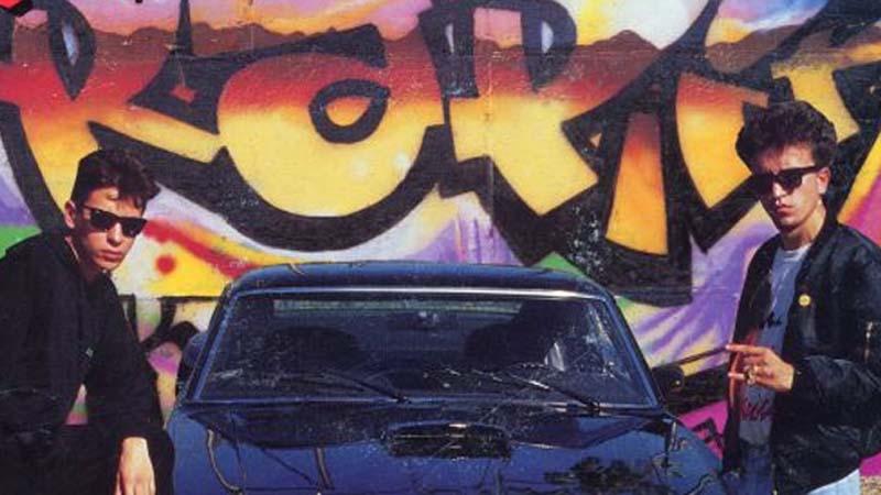 Hey Pijo! Rap'n Madrid (1989)