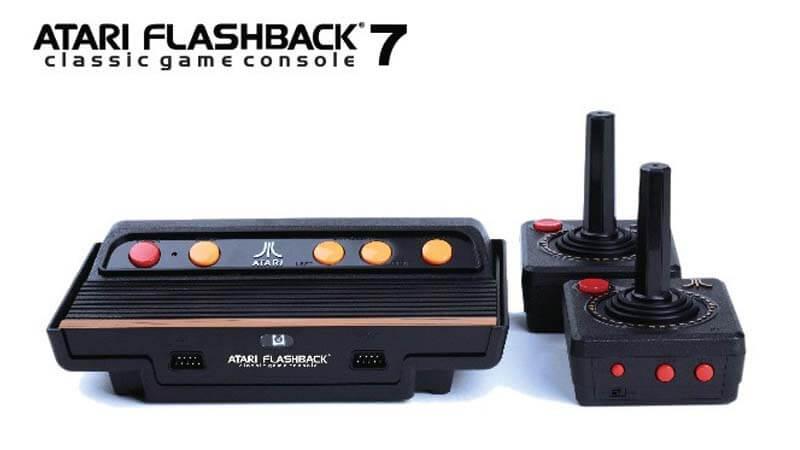 Atari Fashback