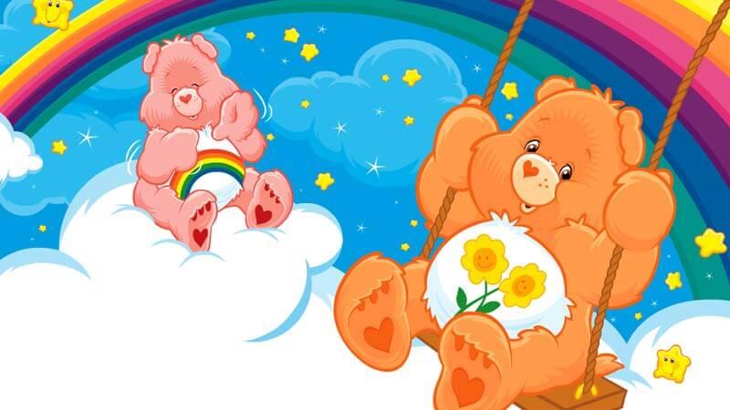 Personajes de los ochenta: Los osos amorosos