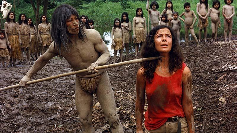 Cannibal Ferox, terror en el Amazonas