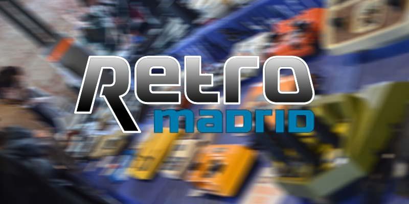 RetroMadrid, pura nostalgia gamer