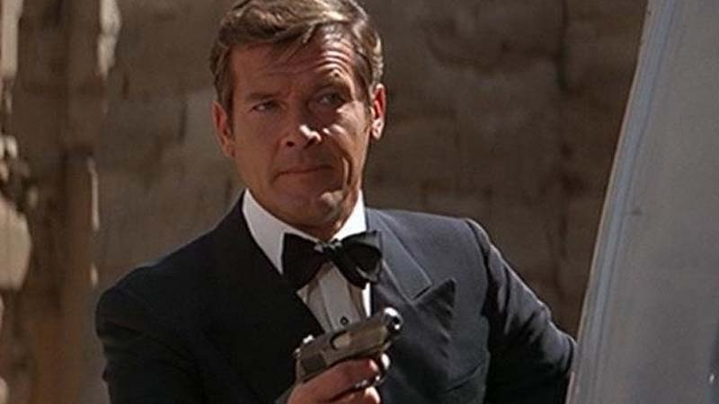 Walther PPK, el arma de James Bond