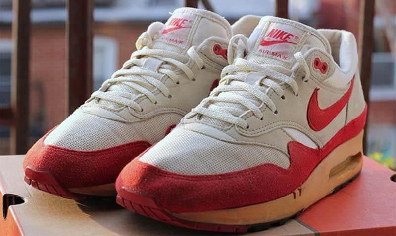 Las Nike Air Max cumplen 30 años