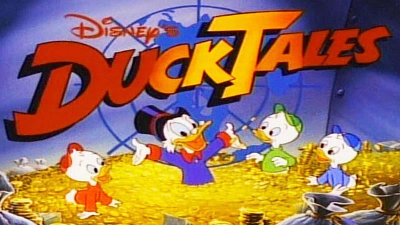 Dibujos animados de los 80: Patoaventuras