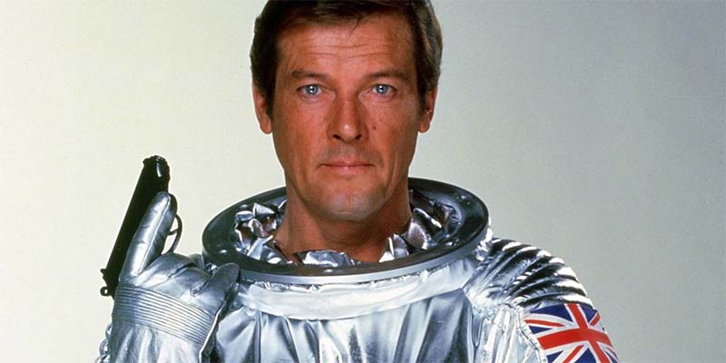 Fallece el actor Roger Moore