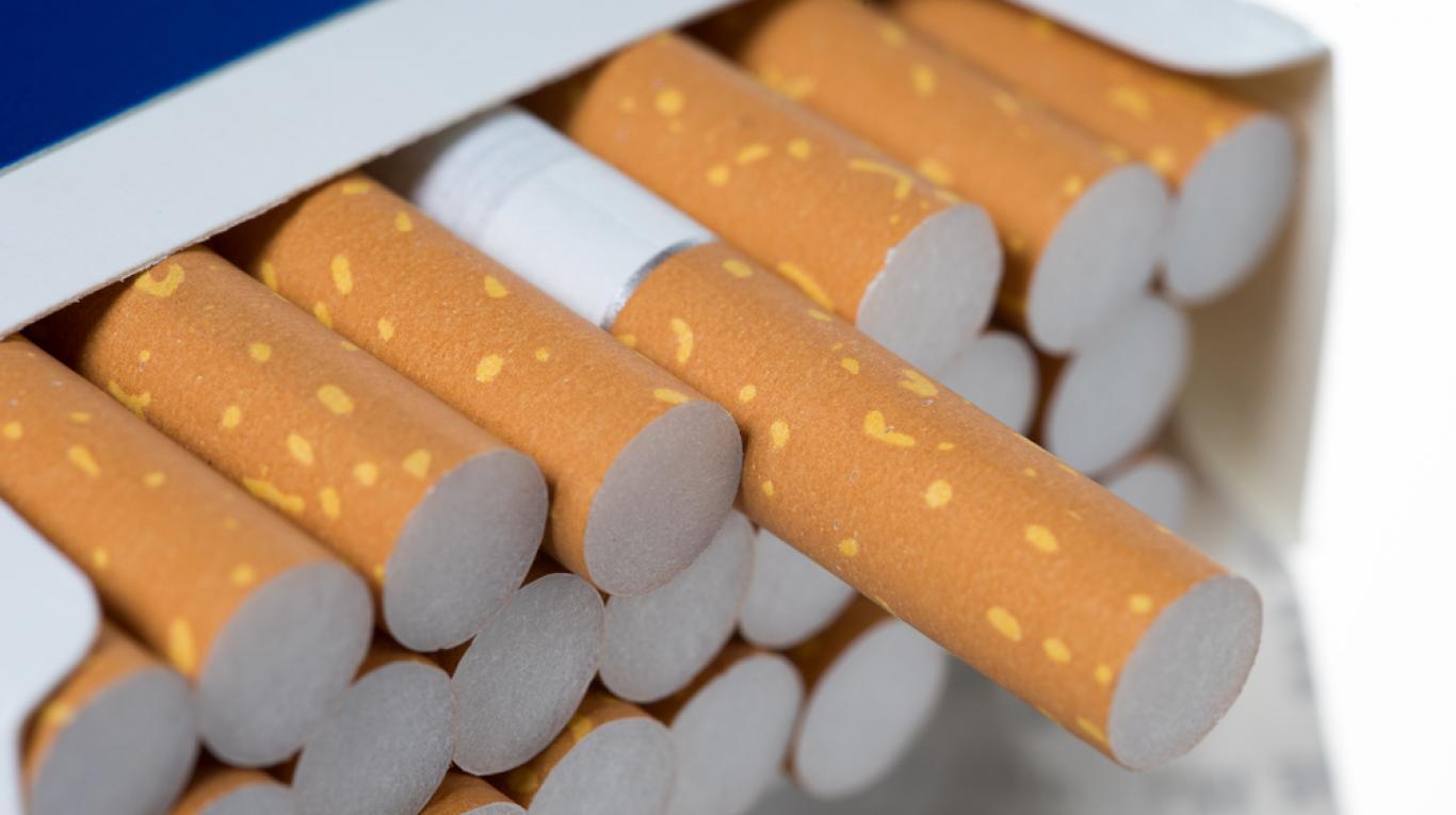 La publicidad de tabaco en los años 80's