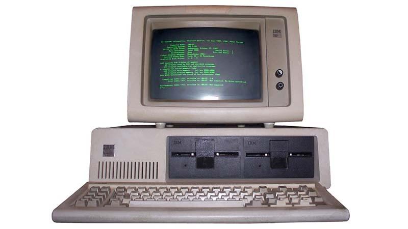 IBM PC 5150, el primer ordenador personal