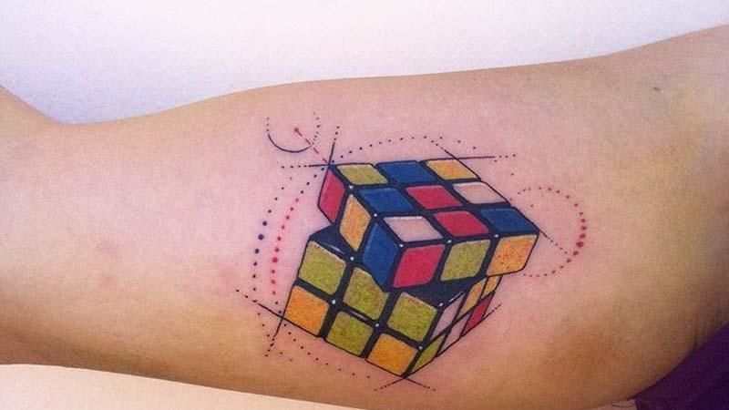 Los tatuajes en los ochenta