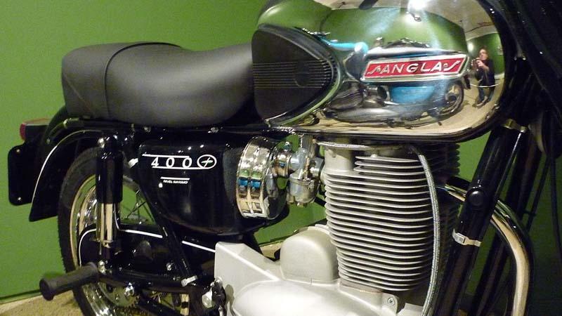 Vuelve la moda de las motos clásicas al más puro estilo vintage