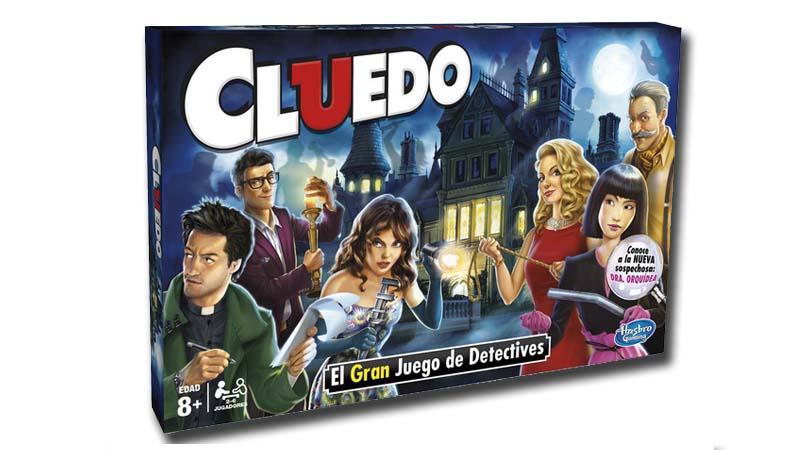 Juegos de mesa: Cluedo