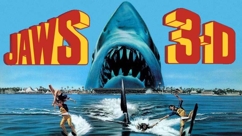 Tiburón 3D, el gran tiburón