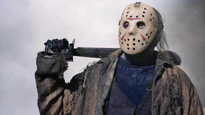 Jason Voorhees, icono del cine de terror de los ochenta