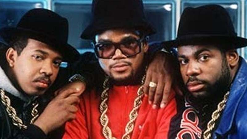 RUN DMC grupo de rap y hip-hop