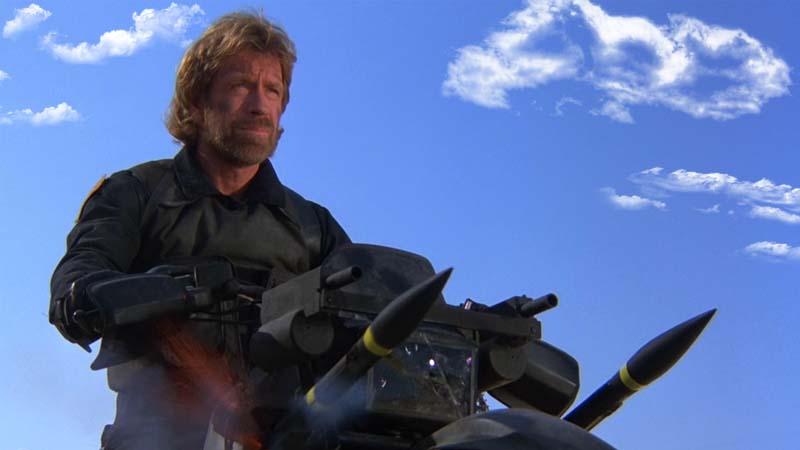 Chuck Norris en Delta Force