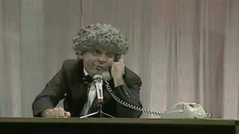 Encarna y las empanadillas, uno de los vídeos de humor de los ochenta