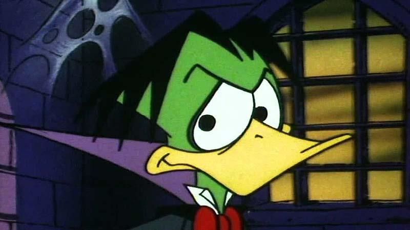 El Conde Pátula, el vampiro vegetariano