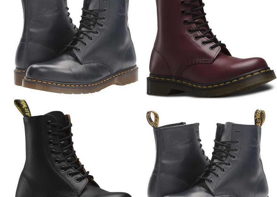 Botas Dr. Martens: unas botas clásicas que no pasan de moda