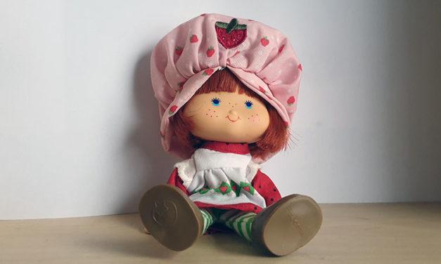Muñecas Tarta de Fresa