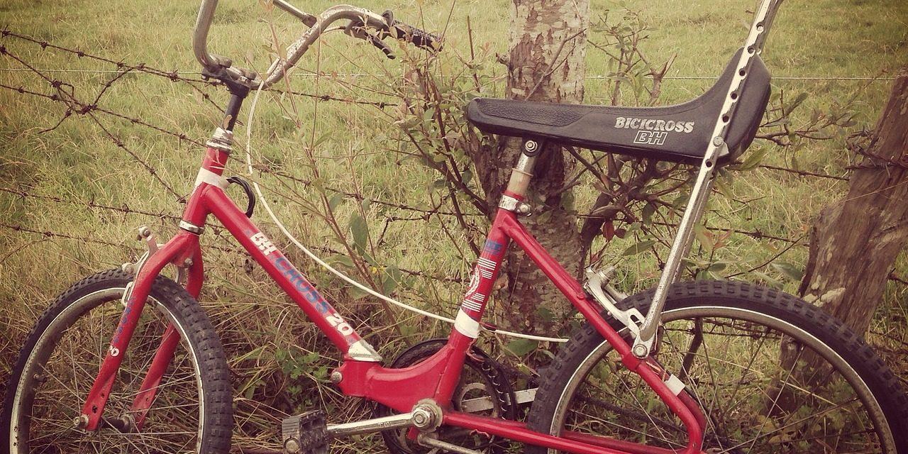 Las bicicletas de los 80's