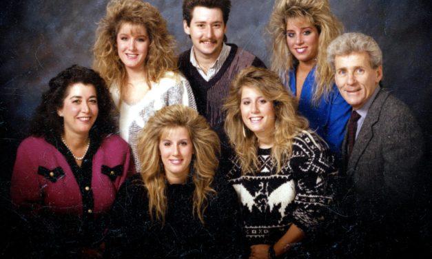 En los 80's hacían falta cursos de imagen personal